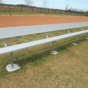 Player's Benches