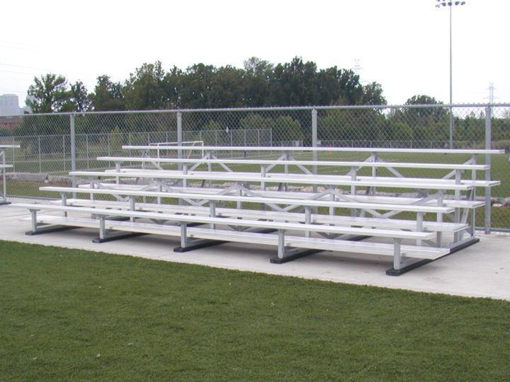 Custom Grandstands/ Bleachers