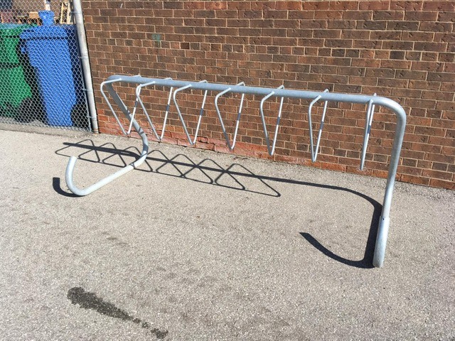 Introducing Bike Racks
